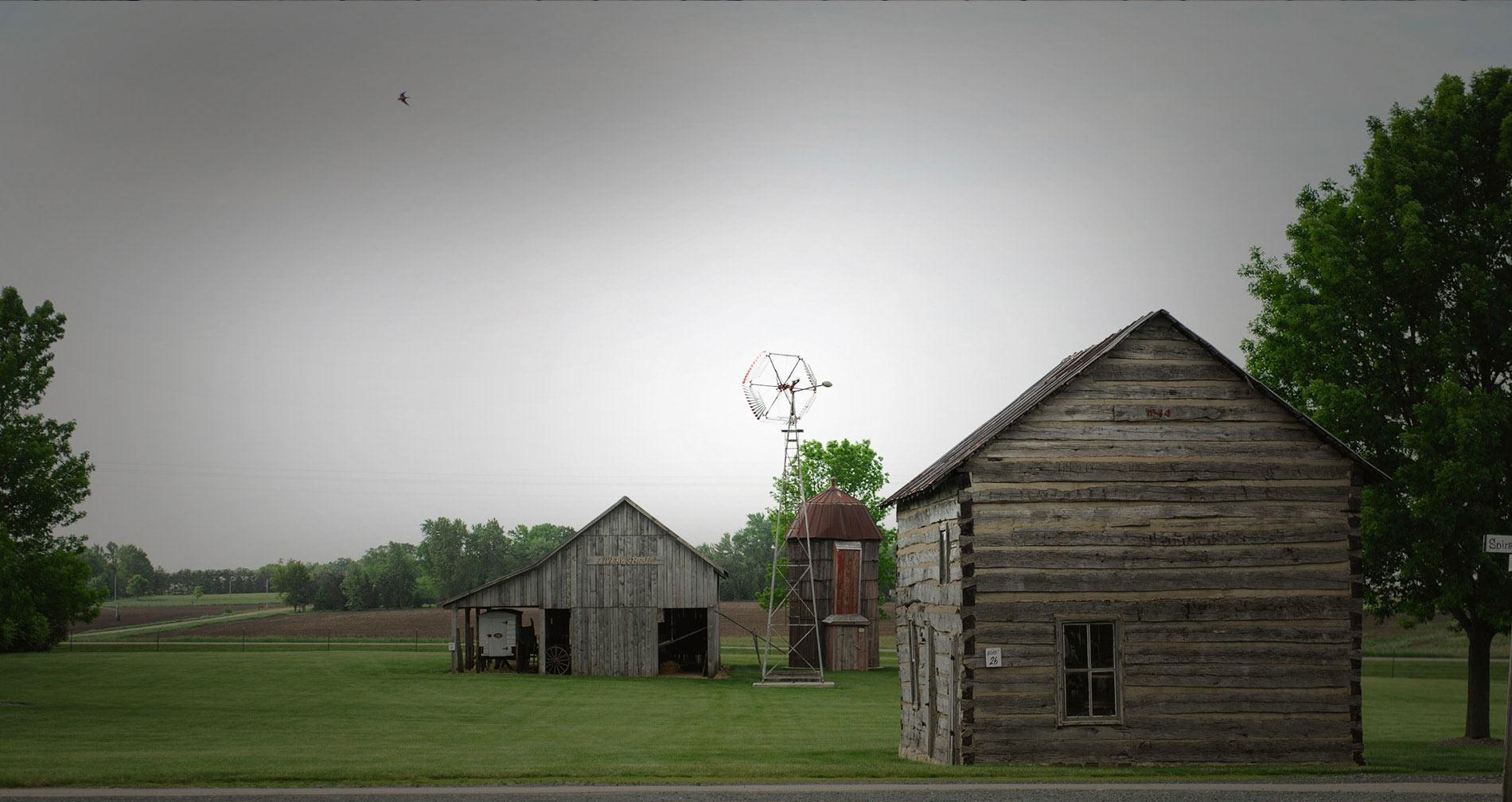 little log house pioneer village hastings mn